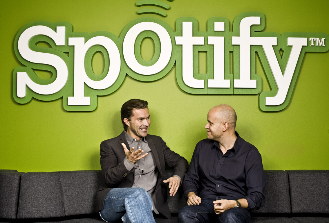 Spotify's Direct Listing