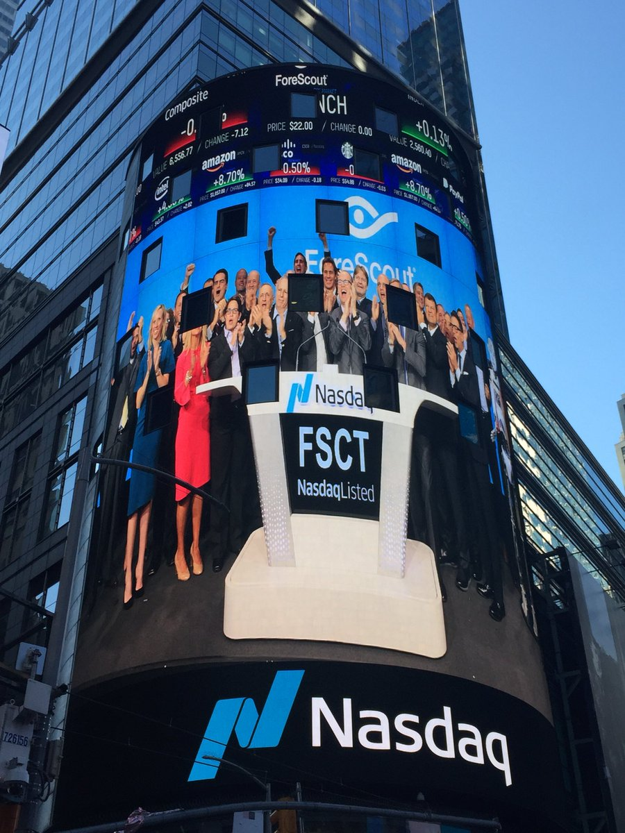 ForeScout's IPO